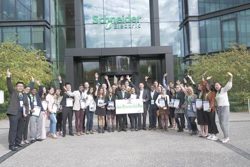 Schneider Electric Launches Go Green in the City 2018