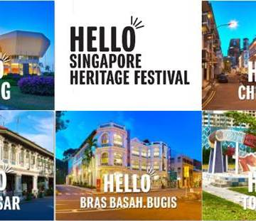 Singapore Heritage Festival 2018 – New Places. New Stories. New Communities.
