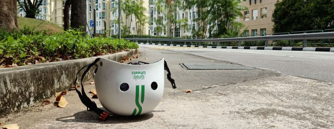 GrabWheels was all the rage. Today, students shun its sweaty helmets.