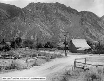 Alpine Farm UT State Historic Society