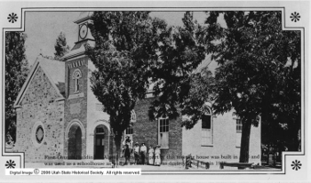 Alpine Ward UT State Historic Society