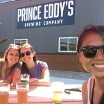 Prince Edward County Brewery Tour at Prince Eddys Brewery