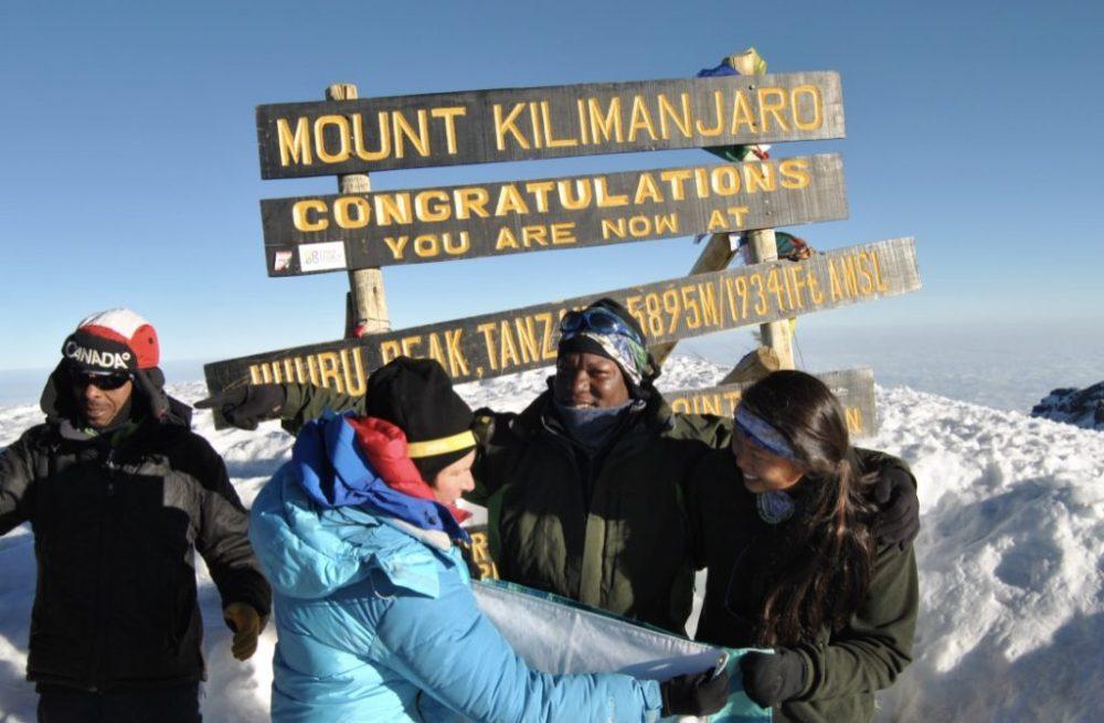 Eddie Bauer Microtherm 2.0 StormDown Jacket Review: summiting Kilimanjaro