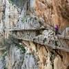 best day hike near Malaga Spain - caminito del rey