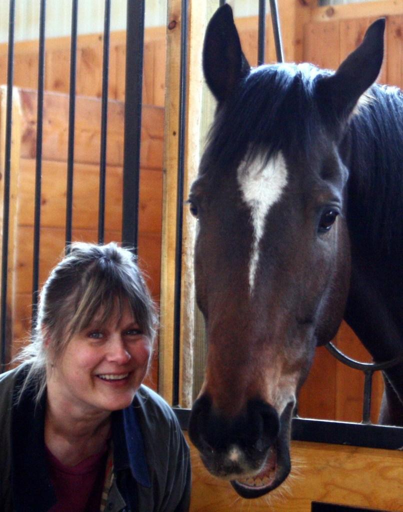 Riding Instructor –  Karla Deacon