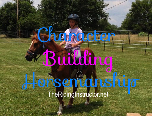 Get Your Child Involved in a Character Building Horsemanship Program