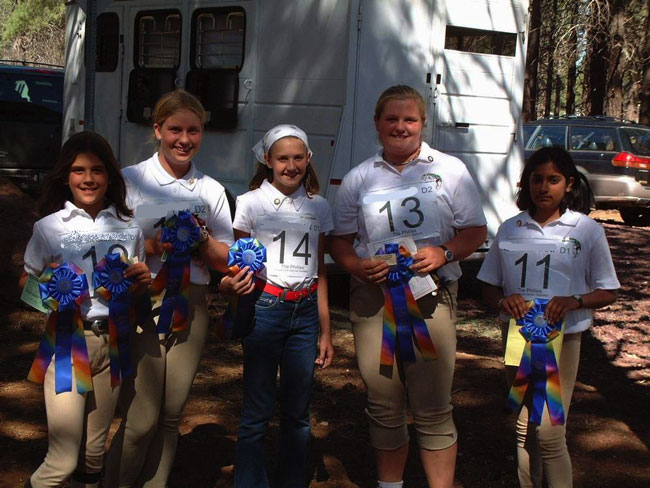 Pony Club Develops Character in Kids