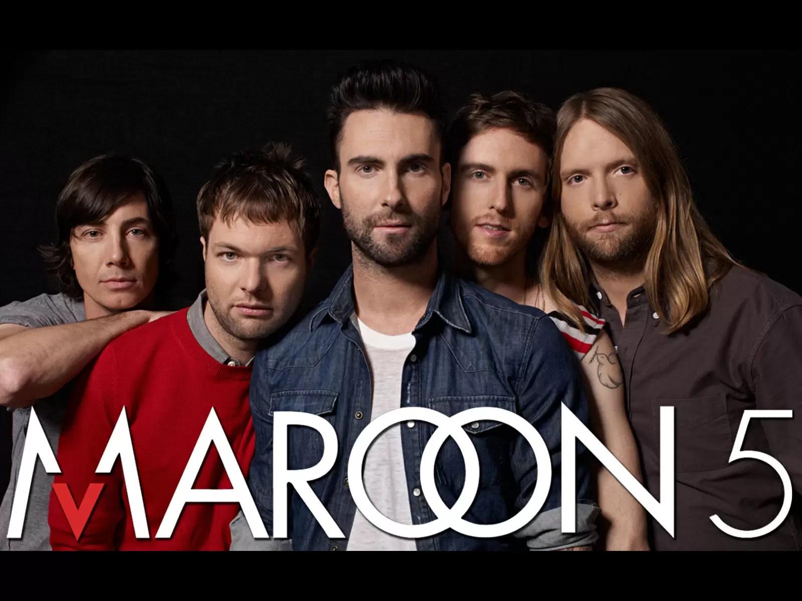 Maroon 5Adam Levine