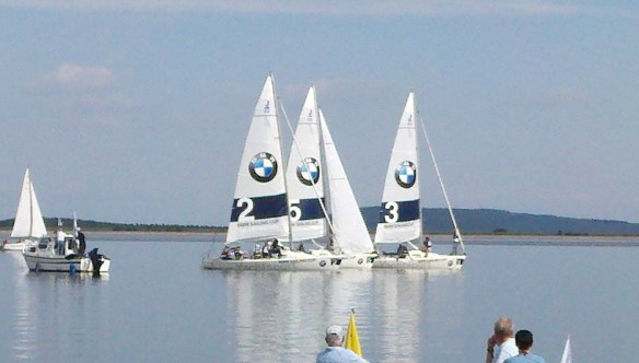 bmw sailing cup!