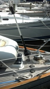New Sta-sail Furler On a Taswell 44