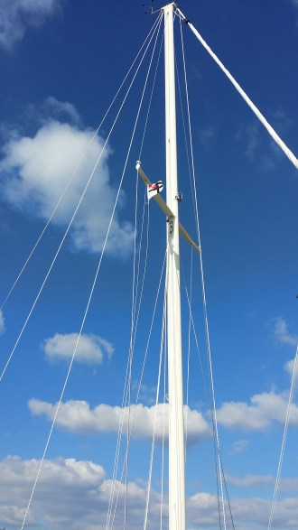 New Running Rigging. New Electrical Package. Pearson 36 Pilot