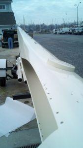 Imron Custom Painted Sailboat Mast