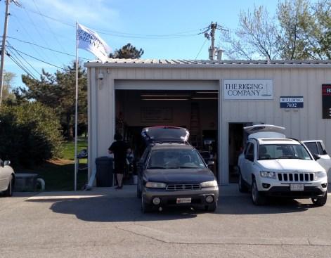 The Rigging Company Annapolis New Shop