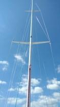 Swan 43 Mast