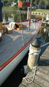 B.B. Crownenshield new turnbuckles