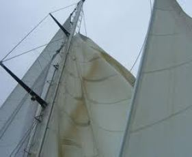 Hoisting old sails for the new year