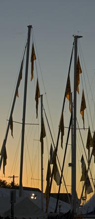 Annapolis spring sailboat show