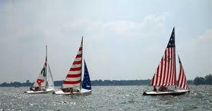4th of July Sail Crystal Yacht Club