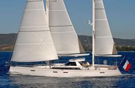 Amel 55 Yacht