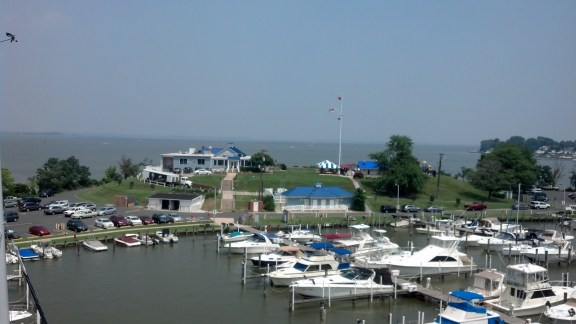 B.Y.C. Aloft view