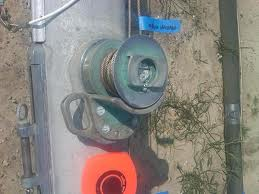 """Reel Winch"" or Wire Halyard Winch - DON'T USE!!!"