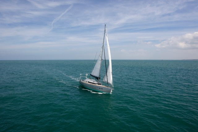 Garcia Yachts, Exploration 45, Sailboat, Aluminum Yacht