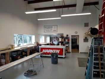 The New Rigging Company. Harken blocks, travelers and furlers, Navtec Rod rigging, Hayn Rod Rigging