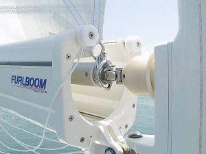 Furlboom by The Rigging Company. In-boom furler