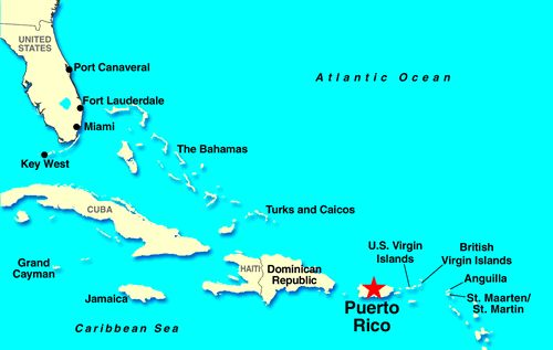 map of nanny cay and virgin gorda and virgin islands and grand cayman and st thomas