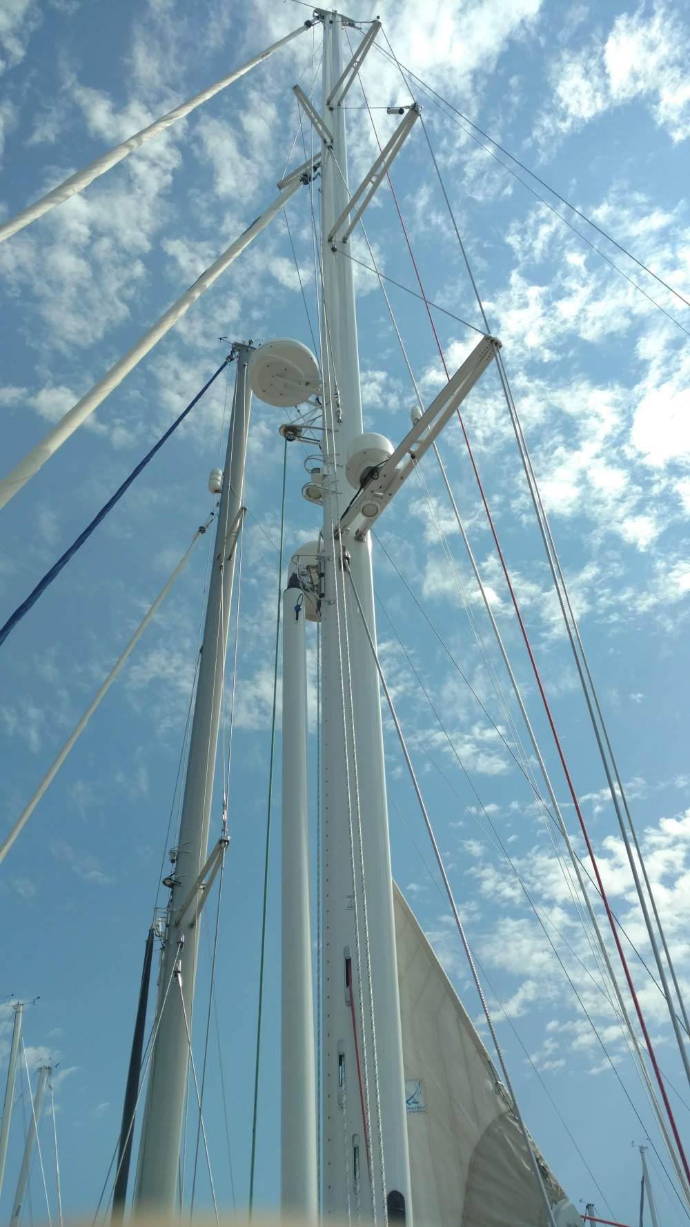 Sailing Systems Check Moody 54 Sailing Systems Tutorial. Sea Trials