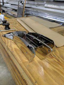 morgan outisland 41 NEW Custom stainless steel anchor roller
