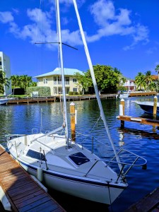 Oday 192 New Standing Rigging Grand Cayman