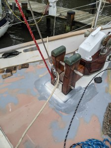 Lord Nelson 41 Coming Together