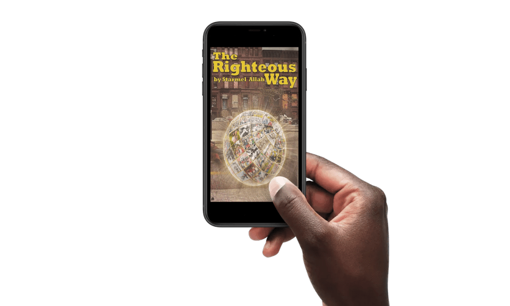 The Righteous Way: First Edition eBook