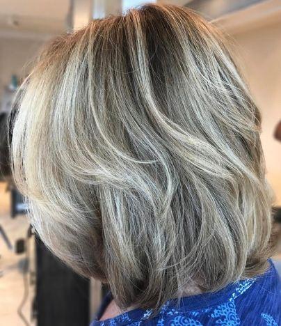 Long Layered Bob Hairstyle