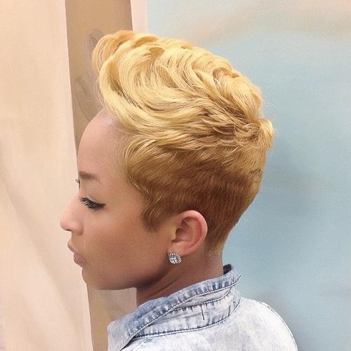 Outstanding 60 Great Short Hairstyles For Black Women Short Hairstyles Gunalazisus