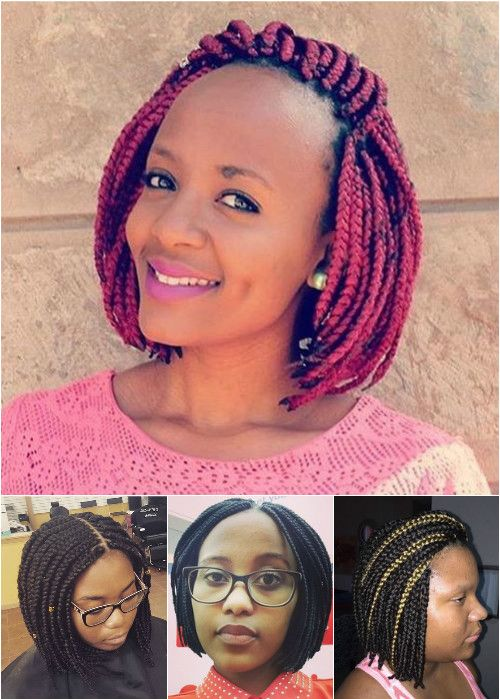 Prime 50 Exquisite Box Braids Hairstyles To Do Yourself Short Hairstyles For Black Women Fulllsitofus