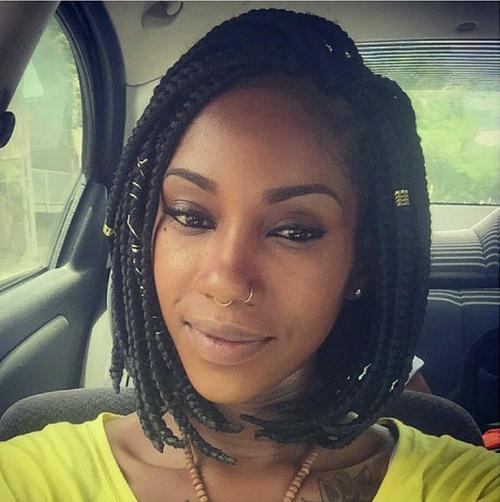 Marvelous 70 Best Black Braided Hairstyles That Turn Heads In 2017 Short Hairstyles For Black Women Fulllsitofus