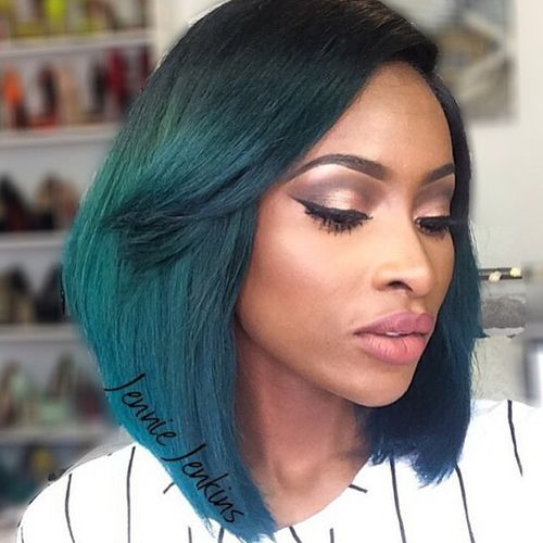 black hair styles bob cut 60 showiest bob haircuts for black 6575