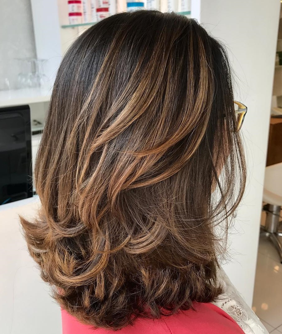 Pictures of Hairstyles. Short Haircuts, Medium length Pictures of medium length hairstyles with layers