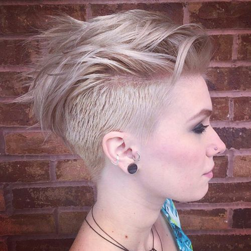Brilliant 70 Most Gorgeous Mohawk Hairstyles Of Nowadays Short Hairstyles For Black Women Fulllsitofus