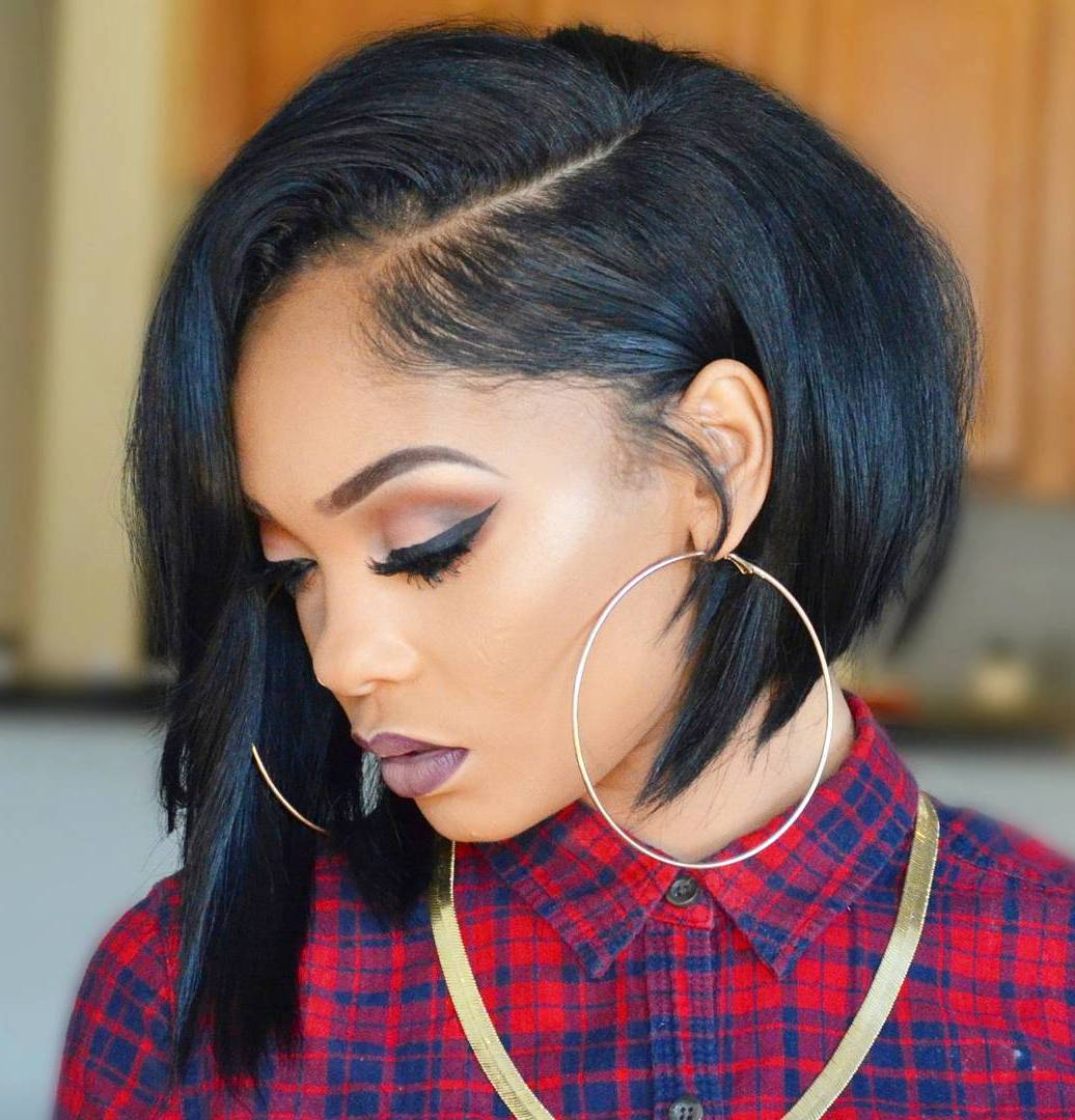 60 Showiest Bob Haircuts for Black Women
