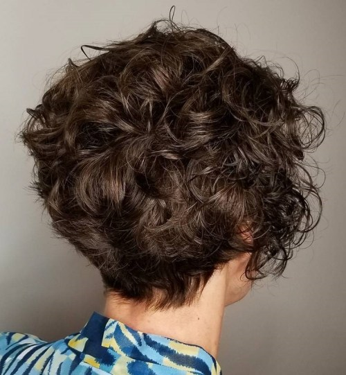 how to style short thick curly hair mens 60 most delightful wavy hairstyles 3865 | 12 messy hairstyle for short curly hair