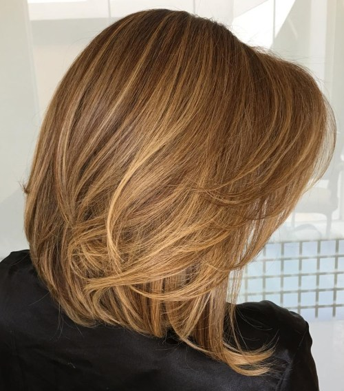 Lob With Light Layers