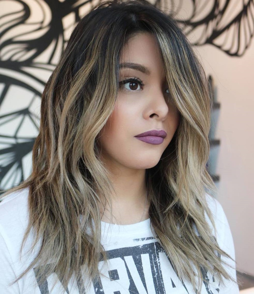 Peachy 80 Cute Layered Hairstyles And Cuts For Long Hair In 2016 Short Hairstyles For Black Women Fulllsitofus