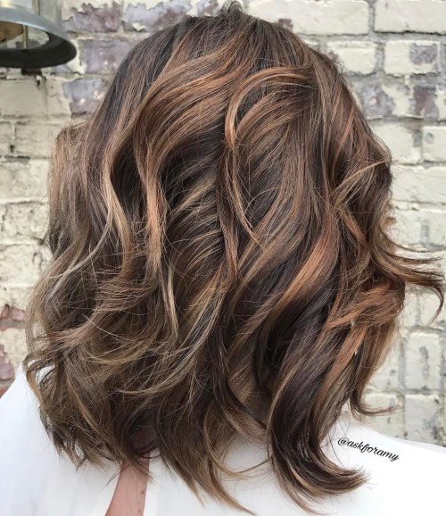 Mid-Length Layered Haircut