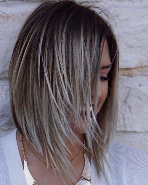 Cute Layered Hairstyles For Medium Length Hair 64