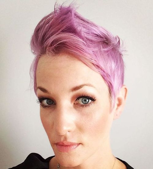 Punk Pixie Hairstyle