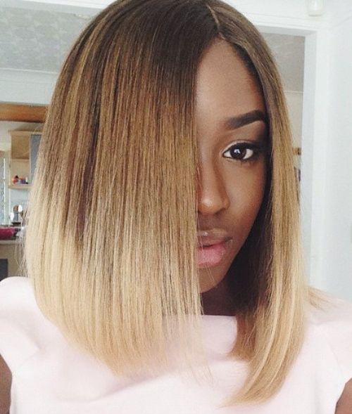 Groovy 60 Showiest Bob Haircuts For Black Women Hairstyles For Women Draintrainus