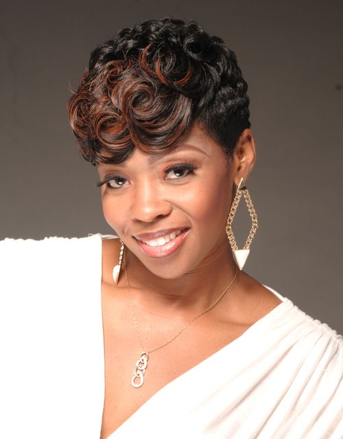 Hairstyle Pic 80 Most Captivating African American Short